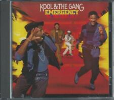 KOOL & THE GANG - Emergency CD Album 7TR Germany 1984 (MERCURY)