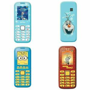 Lexibook Kids Mobile Phone Disney Frozen Dual  2G Unlocked Brand New