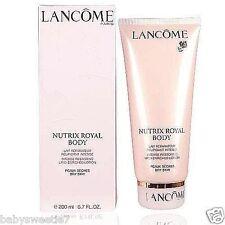 Lancome Nutrix Royal Body Intense Restoring Lipid-Enriched Lotion Dry Skin 200ml