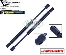 2 FRONT HOOD LIFT SUPPORTS SHOCKS STRUTS ARMS PROPS RODS AFTER MARKET STEEL HOOD