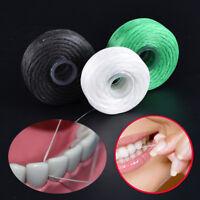 1Roll 50m Tooth Dental Floss Teeth Flosser Teeth Cleaning Tool for Oral Hygiene