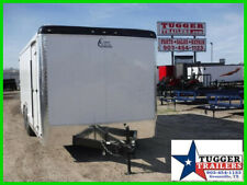 8.5X20 20Ft Auto Mobile Hauler Enclosed Cargo Utility Race Car Hauler Trailer