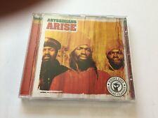 Abyssinians: Arise CD Album: Front Line 2004: Roots Reggae: Free Secure P&P