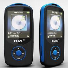 """1.8 """" Lecteur MP3 soutien TF carte mémoire 4G Bluetooth intégré Radio FM #C DC"""