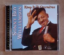 Sonny Boy Williamson - Keep It To Ourselves / Analogue Productions Ltd Edition