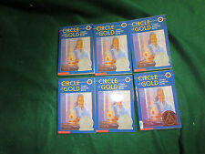 6- copies of  CIRCLE OF GOLD- guided reading chapter books