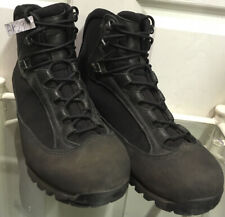 British Army Issue Black AKU Pilgrim High Liability Gore-Tex Boots 9M UK AK29M
