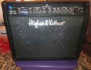Hughes & Kettner Switchblade 50 Watt -Tube &Digital Guitar Amplifier Combo. w/FS