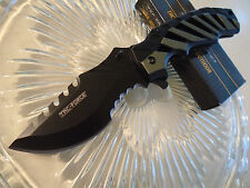 "Tac-Force Assisted Open Vicious Tactical Combat Pocket Knife TF-944TN 8 3/4"" Op"