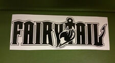 Fairy Tail Logo guild anime manga die cut vinyl decal sticker