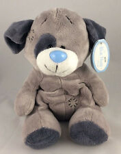 NEW My Blue Nose Friends Patch The Dog Bean Plush Barnes & Noble Carte Blanche