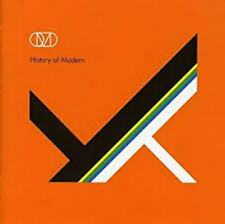 Orchestral Manoeuvres In The Dark - History Of Modern (CD)   BRAND NEW & SEALED
