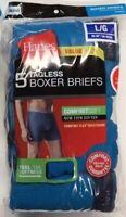 Hanes ComfortSoft Boxer Briefs Men's Assorted Colors 5 pair