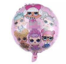 """LOL Surprise 18"""" Foil Balloon Birthday  Party Balloon"""