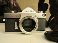 Minolta SR-7 SLR 35mm film Camera