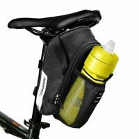1.8L Bike Bicycle Saddle Bag Mountain Road MTB Cycling Storage Pack Under Seat