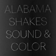 Alabama Shakes SOUND & COLOR +MP3s Gatefold ATO RECORDS New CLEAR VINYL 2 LP