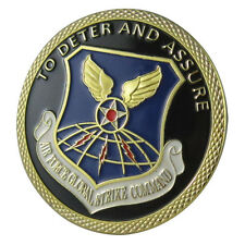 "USAF Air Force Global Strike Command ""To Deter and Assure"" GP coin 1081#"