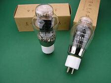 matched pair 2A3 / 2A3C Big Bottle Röhren -  Tube amp Röhrenverstärker