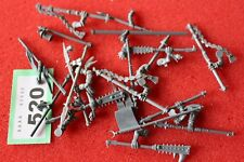 Games Workshop Warhammer Chaos Fantasy Arms Warriors Lizardmen Army Job Lot B2
