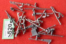 Juegos taller Warhammer caos Fantasía brazos guerreros Lagarto ejército Trabajo Lote B2