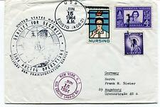 1964 USS Edisto AGB-2 New York Sealift for Security Arctic Polar Antarctic Cover