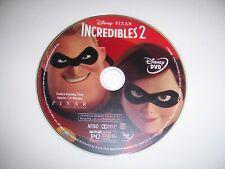 Disney Incredibles 2 (Dvd) - Dvd Disc Only