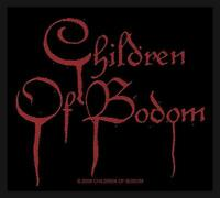 CHILDREN OF BODOM AUFNÄHER / PATCH # 6