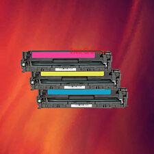 3 Color Toner Cartridge for HP LaserJet CP1215 CP1515n
