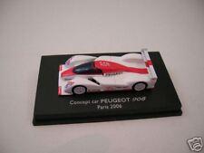 Spark Peugeot 908 Concept car Paris 2006, 1:87 87S006
