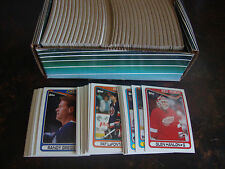 1990-91 Topps Hockey---Complete Set---1-396---Modano, Joseph, Recchi RC's---NrMt