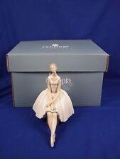 """Lladro Edición Limitada: """"refinamiento / refinment"""", No. 01008243, En Caja De Ballet"""