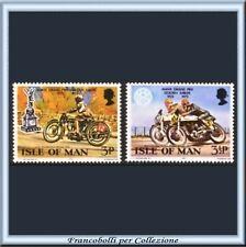 1973 Isle MAN Grand Prix Gran premio moto n. 22/23 **