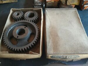 Rugby Durant 6 Cyl 1928 / 30 Resni 6005 Camshaft Sproket Gear 48 / 24 / 18