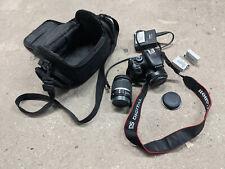 Canon EOS Rebel T2i / EOS 550D 18.0MP Digital Camera, inc 3 batteries 2 lenses
