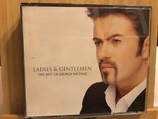 GEORGE MICHAEL LADIES AND GENTLEMEN  THE BEST OF 2CD POP SOUL WHAM!