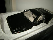 1:18 Autoart DeLorean DMC 12 Matt black/schwarz Nr. 79912 in OVP