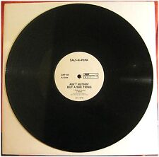 """Salt N Pepa, Ain't nuthin' but a she thing, neutral/VG,12"""" Maxi Single EP (3466)"""