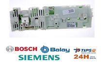 MODULO CONTROL LAVADORA BALAY BOSCH SIEMENS LYNX 00443355 443355