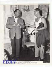 Robert Cummings in T-shirt Robert Benchley VINTAGE Photo Bride Wore Boots