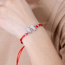Charm Boys and Girl Bracelet Lovers Women Adjustable Lucky Red String Bracelets