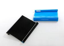 2 x Kompatibler  Druckfolie Farbband für Brother T 102/104/106 T102 T/72 Neu