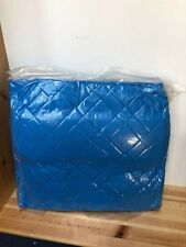 FLEXA TWIN MATTRESS COVER, BLUE, NIB, FLEXA 737503