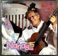 """TONY CROATTO - """"NANAS"""" - CANCIONES DE CUNA - CD ( CANCIONES PARA BEBES)"""
