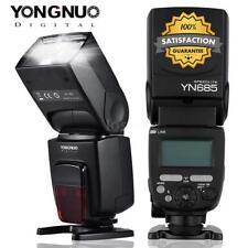 YONGNUO YN685 ETTL HSS GN60 2.4G Flash Speedlite Light 622C/603 for Canon Camera