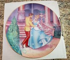 Cinderella Collector Plate Hidden Treasures Bradford Exch Disney 84-B10-835.3