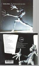 CD--GOETHES ERBEN -- -- SCHACH IST NICHT DAS LEBEN