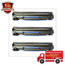 3PK Toner for HP 85A CE285A P1102W P1102 M1212NF M1217NFW P1120 M1210 M1132 P110