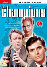 Champions The Complete Series 5027626346843 DVD Region 2