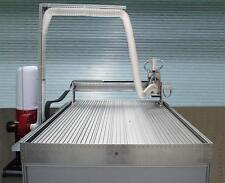 CNC Portalfräse DC2515 CL Servo  2.500mm x 1.500mm inklusive Absauganlage